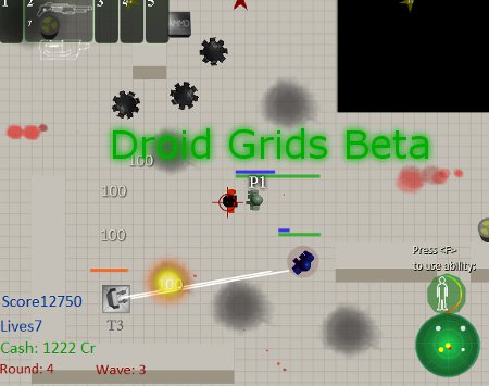 DROID GRIDS BETA